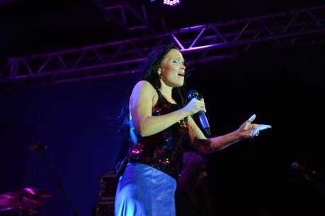 Tarja Turunen e um de seus figurinos