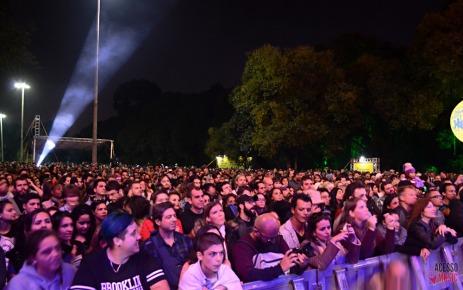Público do festival (foto: Clovis Roman)
