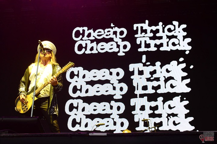 Cheap Trick (foto: Clovis Roman)