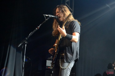 Mark Jansen em São Paulo, no Epic Metal Fest, 2016 (foto: Clovis Roman)