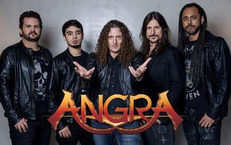 Angra 2018 (foto: Henrique Grandi/Divulgação)