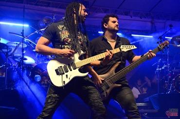 Marcelo Barbosa e Felipe Andreoli em Curitiba, 2016 (foto: Clovis Roman)