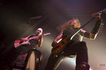 Ashok e Daniel Firth (foto: Clovis Roman)