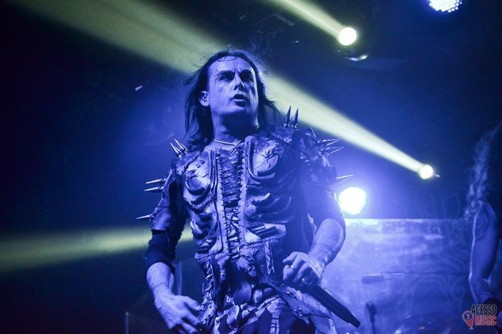 Dani Filth (foto: Clovis Roman)