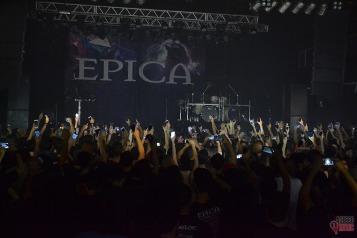 Epica (foto: Clovis Roman)