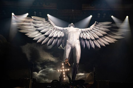 Flight of Icarus (foto: John McMurtrie)
