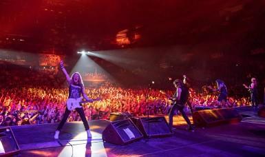 Iron Maiden (foto: John McMurtrie)