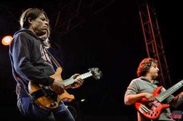 Stanley Jordan & Dudu Lima Trio (foto: Clovis Roman)