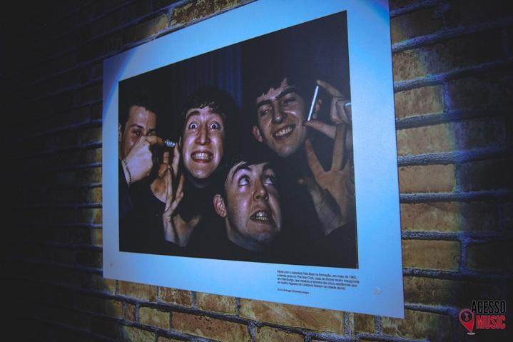 Beatles com o baterista Pete Best na formação