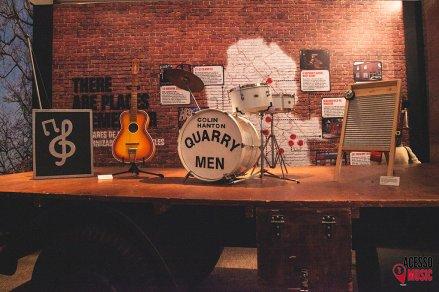 Cenário onde a banda The Quarrymen tocou em 1957