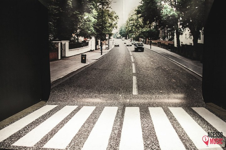 Faixa da famosa Abbey Road