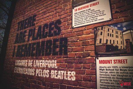 Lugares de Liverpool eternizados pelos Beatles