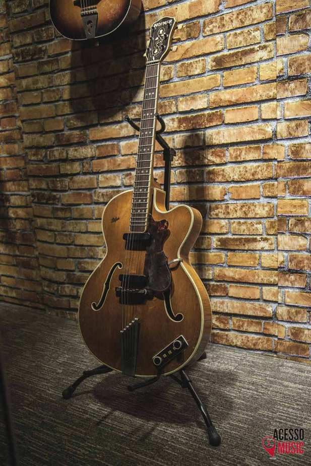 Primeira guitarra de George Harrison