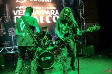 Palco Academia do Rock (foto: Clovis Roman)