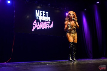 Shangela (Foto: Clovis Roman)