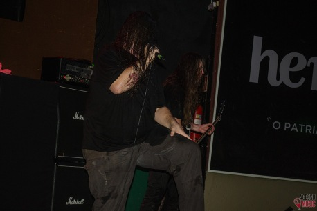 Cannibal Corpse (foto: Clovis Roman)