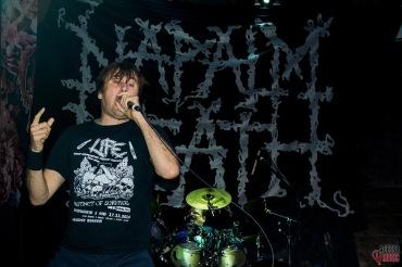 Napalm Death (foto: Clovis Roman)