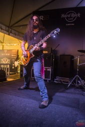 Dave Evans band (foto: Clovis Roman)