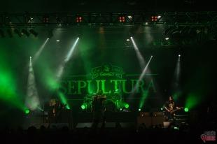 Sepultura (foto: Clovis Roman)