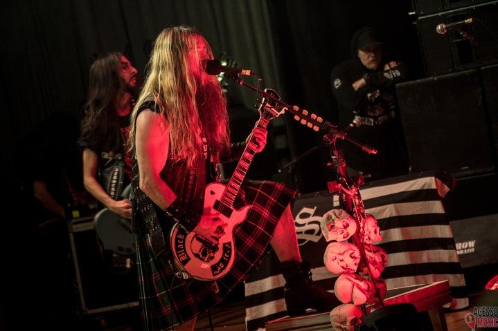 Black Label Society (foto: Clovis Roman)