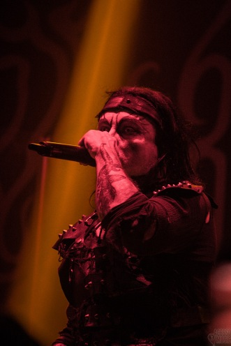 Cradle of Filth (foto: Clovis Roman)
