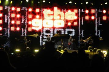 Goo Goo Dolls (foto: Caroline Hecke / Seven Entretenimento)
