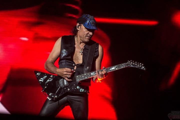 Scorpions (foto: Clovis Roman)
