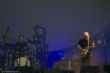 David Gilmour (foto: Pri Oliveira/Cwb Live)